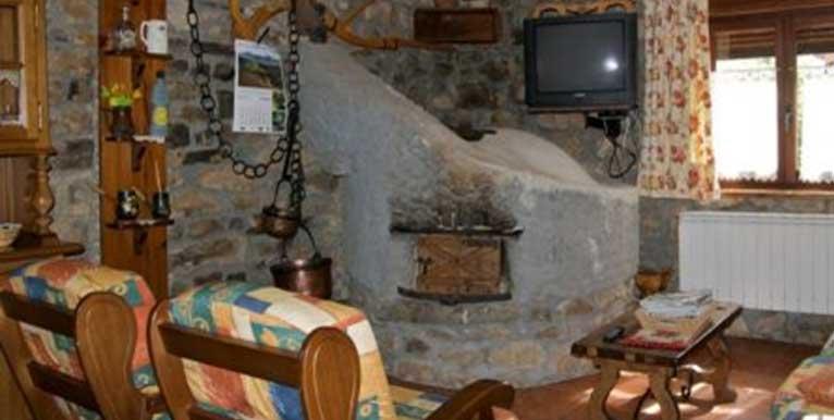 salon casa rural sol del mediodia